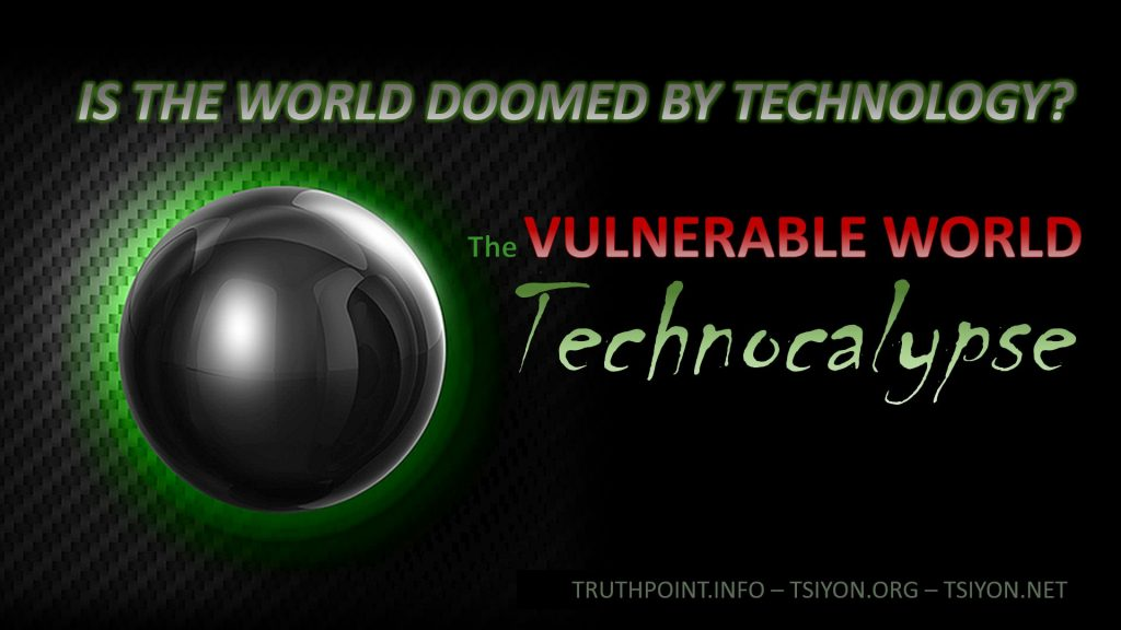 Vulnerable World Technocalypse Thumbnail